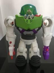 Toy Story Robô Buzz Imaginext