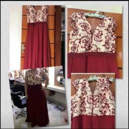 Vendo vestido usado apenas 1 vez