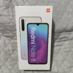 Liquidação Level up! Redmi Note 8 da XIAOMI. lacrado com garantia e entrega imediata