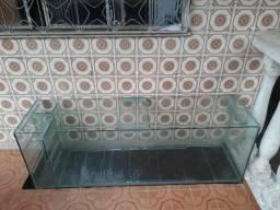 Aquário vidro 10mm vendo BARATO