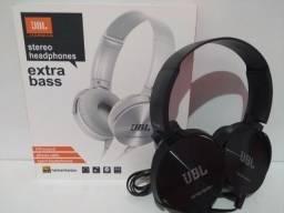 Entrega Grátis ? Fone Headphone JBL Xb-450 Extra Bass Com Fio - 1