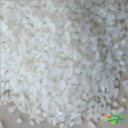 Arroz Branco Quebrado para consumo - KG