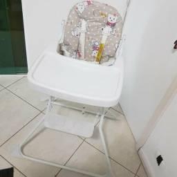 Cadeira Alimentação Menina
