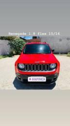 Jeep Renegade 1.8 16v Flex Sport Automático - 2016