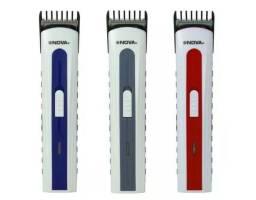 Promoção Máquina Aparador Elétrico Barba e Cabelo Portátil Nova (Aceito Cartão)