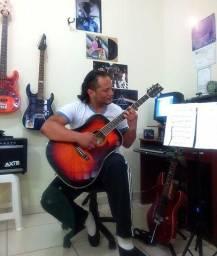 Título do anúncio: Aulas de Música em Campo Grande MS