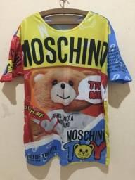 Camisa Mochino