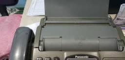 Telefone e fax marca Panassonic