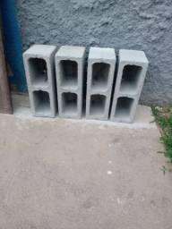Tijolo de concreto
