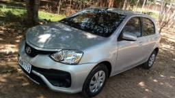 Toyota Etios Sedan XS 1.5 (Flex) 17/18