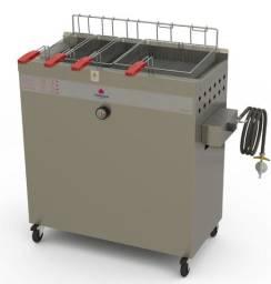 Fritadeira Água E Óleo PR-3000BPG 30 Litros A Gás - Progás - Nova