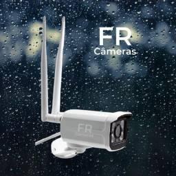 Camera Ip Externa resistente a Agua Wifi Visao Noturna Hd Ip65