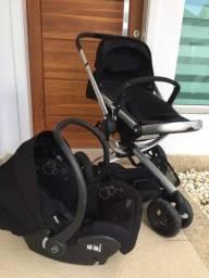 Carrinho de bebe Quinny Buzz + bebe conforto MicoAp +adaptadores Completo