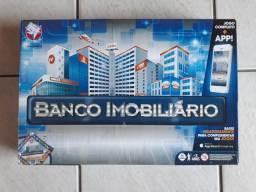 Vendo Banco Imobiliário Novo