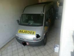 Renault Master 2007 troco por carro