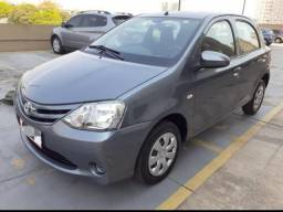 Marca: ToyotaModelo: ETIOS XVersão: Flex 16V 5P Mec. 1.5Ano: 2013/2014/ parcelado
