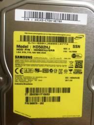 Hd Pc Samsung  SATA 500gb