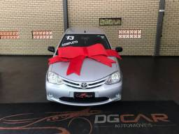 Toyota/Etios hb 1.3 x ano 2013 unico dono