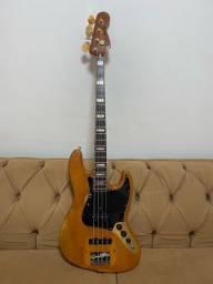 Fender Jazz Bass 1977 com case Fender (novo)