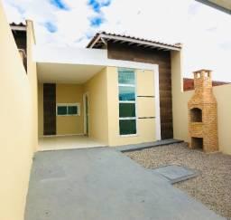 DP linda casa lado da sombra com 2 quartos 2 banheiros com fino acabamento