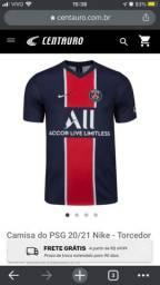 Camiseta PSG do Neymar original