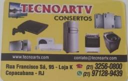 Tecnoartv - Assistência Técnica