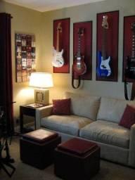 Suporte de parede para instrumentos (melhor custo benefício)
