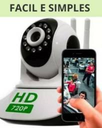 Tecnologia em Segurança, Câmera Robô 5 Antenas,