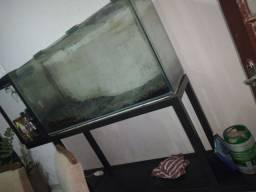 Móvel+aquário
