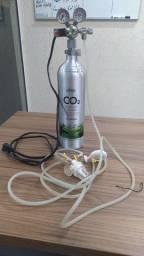 Vendo Kit CO2 aquário plantado.