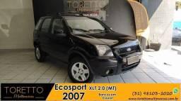 Ecosport XLT 2.0 MECÂNICA