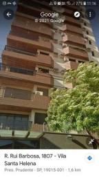 Apartamento com 3 dormitórios para alugar, 215 m² por R$ 1.100/mês - Vila Santa Helena - P