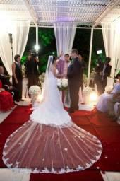 Vestido de Casamento dois em um!!