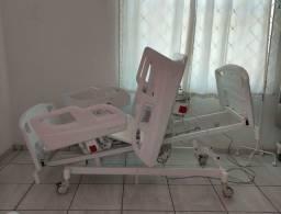 Cama Hospitalar com Posição de Poltrona a Pronta Entrega
