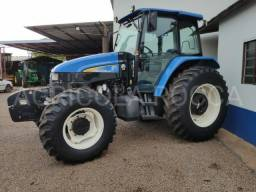 Trator New Holland TS 6040 4x4 ano 14