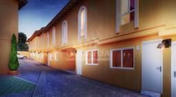 Casa de condomínio à venda com 1 dormitórios em Santa tereza, Porto alegre cod:204018