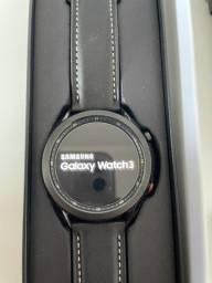Título do anúncio: Galaxy Watch 3 44MM LTE NA GARANTIA