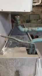 Evaporador McQuay para câmera frigorífica