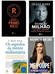 Título do anúncio: Super promoção de livros NOVOS de finanças