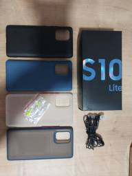Samsung Galaxy S10 Lite 128Gb e 6Gb RAM - Azul