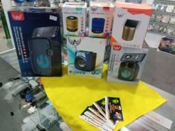 Título do anúncio: Caixa de som Bluetooth usb top vários modelo aceitamos entregamos com taxa motoboy
