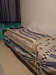 Grade de Proteção para cama de crianças e idosos.