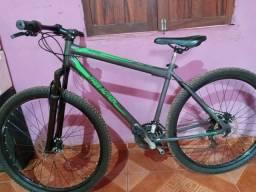 Bicicleta semi nova com nota fiscal