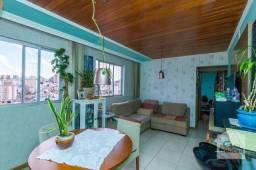 Apartamento à venda com 3 dormitórios em Sagrada família, Belo horizonte cod:272495