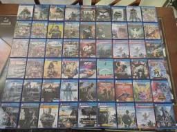 Jogos PS4 e PS3 mídia física Rodhia Games