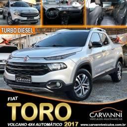 Título do anúncio: Fiat Toro Volcano 4x4 2017 Turbo Diesel Automático