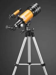 Telescópio Astronômico F30070M - Até 12x Com Frete Grátis - Ribeirão