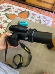 Nikon Coolpix P1000 Quase nao usada