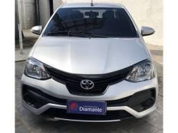 Toyota Etios 2019 1.5 X Plus Manual - 18mil KM