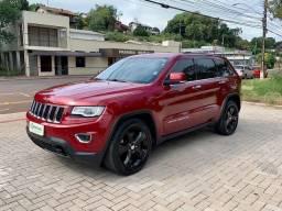 Título do anúncio: Jeep Grand Cherokee Limited 6v Diesel